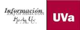 Informaciones relacionadas con las P.A.U. en la Universidad de Valladolid